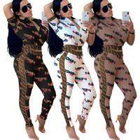 vestidos graciosos estampados al por mayor-Rosegal Talla grande Vestido de camiseta de las mujeres Impresión divertida Vestidos de verano Hip-hop Labio F Letras Mini vestido Club Party Vestidos Robe