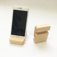 Wholesale wooden tablet stand for sale - Group buy Wooden Cell Phone Holder Stand For iPhone X S Plus Mobile Phone Support Holder For iPad Stand Tablet Accessories