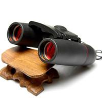 ingrosso binocolo da campeggio-30x60 Zoom Telescopio HD Mini binocolo pieghevole con visione notturna a bassa luminosità per il birdwatching all'aperto in campeggio