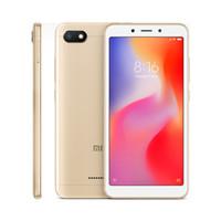 zoll 4g lte smartphone großhandel-Globale Version Xiaomi Redmi 6A 2GB 16GB 4G LTE Quad Core Helio A22 2.0GHz Android 8.1 5.45 Zoll Vollbildschirm 1440 * 720 13MP Kamera Smartphone