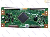 tablas afiladas al por mayor-Placa lógica T-CON original CPWBX RUNTK 5261TP ZZ ZJ ZC ZE ZG ZM para Sharp