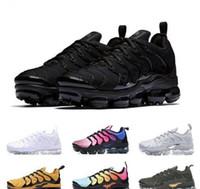new style 74fe8 42761 New Cheap 2019 SHoes TN Schuh Herren TN Laufschuhe BASKET REQUIN  Atmungsaktiv MESH CHAUSSURES Sneakers HoMMe Zapatillaes TN Schuhe