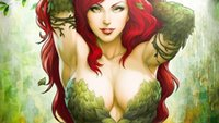 Wholesale art panels for wall for sale - Group buy HD Canvas Print Art oil painting Poison Ivy Dc Comics Woman for Home Decor Wall Art on Canvas Multi Sizes pa08