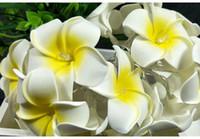 caja de luz flor decoracion al por mayor-20 simulación de LED flor de huevo Luces de cuerdas caja de batería de LED decoración linterna 2 UNIDS