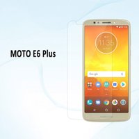 Wholesale nexus iphone for sale – best Clear Tempered Glass For MOTO E6 plus iphone pro max LG Aristo plus Screen Protector Film Glass With Paper package