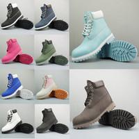 6191ea40ce5b 2019 Nouvelle collection de bottes d'hiver pour hommes et femmes Marque  châtain noir rouge bleu blanc Gris TBL designer de luxe bottes de randonnée  en plein ...