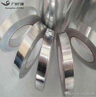 ruban résistant à l'eau achat en gros de-Rubans de papier aluminium super épais 0,15 mm pour un bon adhésif résistant à la chaleur, anti-corrosion, résistant à la chaleur, résistant à l'eau Résistant aux rayonnements