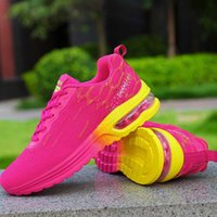 Wholesale women shose resale online - New Women s Running Shoes Comfortable Breathable Ladies Sneakers Casual Outdoor Non slip Wear resisting Women Shose