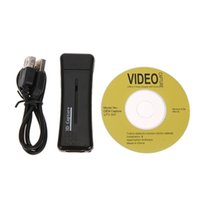 tarjetas de captura de alta definición al por mayor-Adaptador de tarjeta de convertidor de captura de video con monitor HDMI HD 720P USB 2.0 con