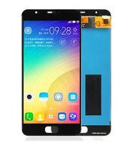 ingrosso parte per asus-5.5 pollici Per ASUS Zenfone 4 Max Plus ZC550TL LCD Touch Screen Digitizer Sensor Parts Assembly Per ZC550TL X015D Display