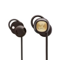 Wholesale cell phone functions resale online - Newest Marshall Minor II Bluetooth headphones Sports Wireless Earphones DJ Perfect Sound Headsets Magnetic Pause Function