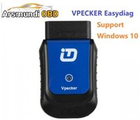 Wholesale toyota special tools for sale - Group buy European American Car Bluetooth Version V10 VPECKER Easydiag OBDII Full Diagnostic Tool Special Function Support WINDOWS