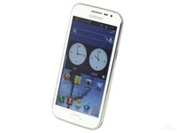4.7 quad-core-handys großhandel-Original Samsung Galaxy Win Duos i8552 Handy Android 4 GB ROM Wifi GPS Quad Core 4,7