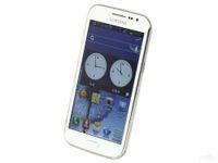 gps telefon 4.7 toptan satış-Orijinal Samsung galaxy duos i8552 kazanmak cep telefonu Android 4 GB ROM Wifi GPS Quad Core 4.7