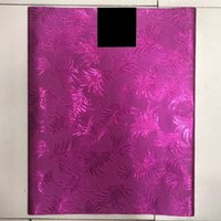 rosa sego headtie großhandel-Mode afrikanische sego headtie, Nigerian gele, Nigeria GeleIpele headtie Rosenrosa 2pcs / pack LXL-41-7
