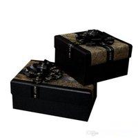 sapatas do batom venda por atacado-Box Package presente de aniversário Perfume Shoes batom Embalagem caixa caso presente retângulo Para Dia dos Namorados