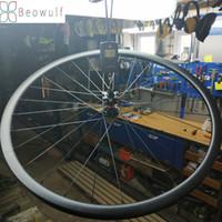 ingrosso mozzi fissi-1250g ruote in carbonio 29er asimmetriche super leggere mountain bike xc ruote mtb cerchio in carbonio 29 pollici 29