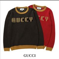 reine lange jacke großhandel-High-End-Frühjahr und Herbst Pullover Männer und Frauen die gleiche Kanye West Himmel Sterne Brief langärmeligen Kragen aus reiner Wolle Pullover Jacke MA1