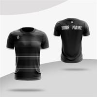 Quick Dry Compression Shirt for Men Short Sleeve Running T-Shirt Fitness T-Shirt Sports Brand