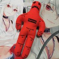 fantoches vermelhos venda por atacado-19FW VOODOO DOLL Needle Red Puppet boneca criativo