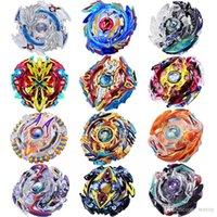 Wholesale New Spinning Top Beyblade BURST B86 With Launcher And Original Box Metal Plastic Fusion D Halloween Christmas Gift Toys For Children