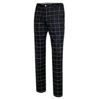 ingrosso costumi super elastici-Costume da golf da uomo scozzese sottile Summer Sell Pgm Pantaloni da golf da uomo elasticizzati