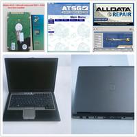 alldata otomatik tamir hdd toptan satış-D630 4 GB Laptop ile Kullanılan Oto Tamir Alldata Yumuşak-ware V10.53 + Mit 2015 + ATSG 3 1 TB HDD içinde DHL hızlı teslimat