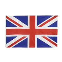 Wholesale britain flags for sale - Group buy direct factory price Polyester cm Great Britain in Western Europe Flag For Decoration