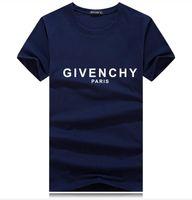 mans polo tişörtleri toptan satış-19SS Tasarımcılar Erkek Giyim Yaz Lüks Erkek T Shirt Tees Kısa Kollu Erkekler ve Kadınlar Tshirts Casual Marka Erkek Polo Boyut S-5XL Tops
