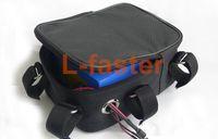 bicicleta elétrica da bateria venda por atacado-Completa Bicicleta Bag Lítio Saco de Bicicleta Elétrica E-bike Suspensão Completa Saco Da Bateria De Lítio Portátil Li-bateria Pack # 489475