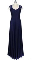 gelinler hizmetçi balo elbiseleri toptan satış-Yeni Varış Nane Tek Omuz Gelinlik Altında 100 Bir Çizgi Şifon Gelinlik Modelleri Ucuz Pleats Mix sipariş 2 stil Gelinler Hizmetçi Elbiseler