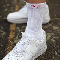 beyaz hortumlar toptan satış-Kaykay Hanes Ekip Çorap Sup Marka Havlu Alt Çorap Kadınlar Ve Erkekler Hortum Konfor Yumuşak Beyaz 4 5hp C1