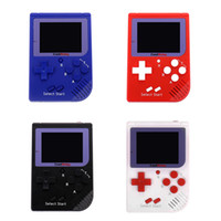 Wholesale 2.5 inch tv for sale - Group buy Hot Sale RS Portable Retro Mini Handheld Game Console bit Color LCD Game Player For FC Game Free DHL Shipping