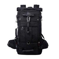 Large Travel Backpack Latop Bag 50L Hiking Camping schoolbag Waterproof knapsack For 17 Inch Laptop Multifunctional satchel