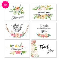 Wholesale suit cards resale online - Postcard Thanksgiving Day Festival Gift Sheets Suit Small Cards Mini Universal New Style Greeting Card Factory Direct Selling zd p1