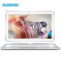 tablet pc de 16 pulgadas al por mayor-Caja original ALLDOCUBE Cube Mix Plus Intel Kaby Lake 7Y30 Dual Core 10,6 pulgadas Windows 10 Tablet PC 128GB SSD SATA3