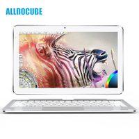 sata3 ssd toptan satış-Orijinal Kutusu ALLDOCUBE Küp Mix Artı Intel Kaby Göl 7Y30 Çift Çekirdekli 10.6 Inç Windows 10 Tablet PC 128 GB SSD SATA3