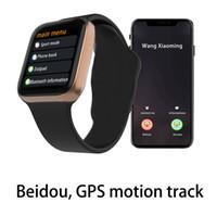 gps huawei оптовых-IWO Умные часы 44мм Серия 4 1to1 Bluetooth SmartWatch Монитор сердечного ритма Спорт для Huawei Xiaomi iPhone x xs Goophone iwatch телефон