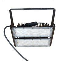 ingrosso proiettore del sensore di luce-Proiettore a commutazione automatica del sensore di luce diurna del sensore di microonda LED proiettore 100W dell'alta baia per il magazzino, garage