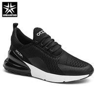 ingrosso marchio degli uomini calzature-Scarpe sportive da uomo 2018 Scarpe da corsa di marca Scarpe da ginnastica traspiranti da uomo di alta qualità