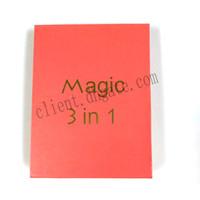 ingrosso evod g5-Kit Magic 3 in 1 EVOD 650/900 / 1100mah AGO G5 Dry Herb MT3 Wax Pen 510 Thread 3in1 Kit