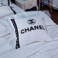 bordar material venda por atacado-Designer de luxo bordado material de algodão travesseiro almofada 45 * 45 cm de alta qualidade e muito popular 2019 Home Textiles