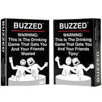 betrunkene spiele groihandel-Neueste Buzz Game Card - Dies ist das Trinkspiel Das bringt Sie und Ihre Freunde Tipsy! Karten Game Party Spiele Spielzeug