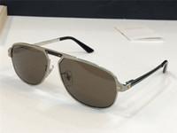 moldura oval pequena venda por atacado-2019 A mais recente hot designer de moda óculos de sol oval pequeno quadro de alta qualidade proteção UV 400 lente com caixa original