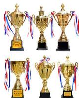 Resin Championnat d'Europe de football Trophy Médailles Ligue des Champions Or   Argent 2018 2019 Other trophy Cup Medals Fans Souvenirs