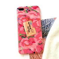 Wholesale cute japanese phones resale online - 3D Kawaii Cute Flower Pink Soft Silicon Case for IPhone X XS S PLUS plus plus Cartoon Case Japanese Phone Shell Cover