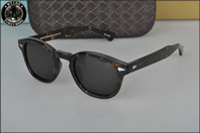 Wholesale moscot sunglasses for sale - Group buy Moscot Lemtosh Retro Small Oval Sunglasses Women Female Vintage Hip Hop Balck Glasses Retro Sunglass Men Male Man Brand Eyewear
