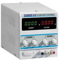 dijital ayarlanabilir güç kaynağı toptan satış-KA3005D Yüksek Doğruluk Programlanabilir DC Güç Kaynağı Ayarlanabilir Dijital Laboratuvar Güç Kaynağı 30 V 5A 4 Ps mA