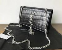 Wholesale small bamboo handbags resale online - 2019 high quality women Messenger bag leather women s handbag pochette Metis shoulder bags crossbody bags