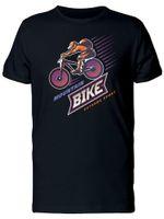 images de vélo achat en gros de-Tee-shirt Mountain Bike Extreme Sport pour Homme -Image by Shutterstock